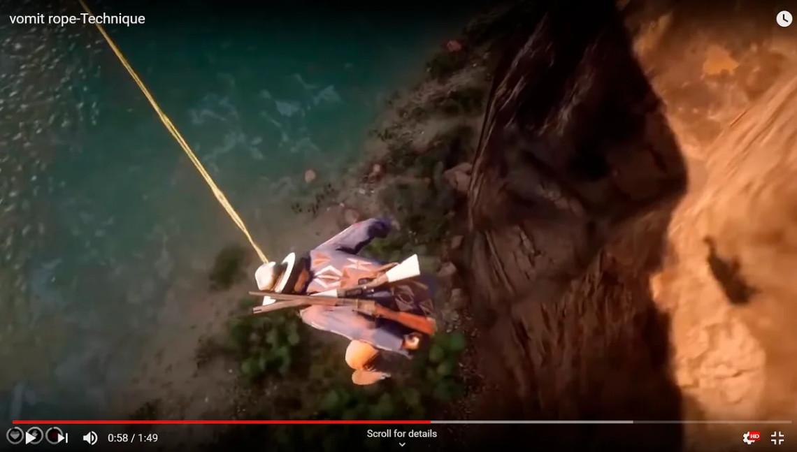 изображение для записи Рвота предотвращает смерть в Red Dead Redemption 2