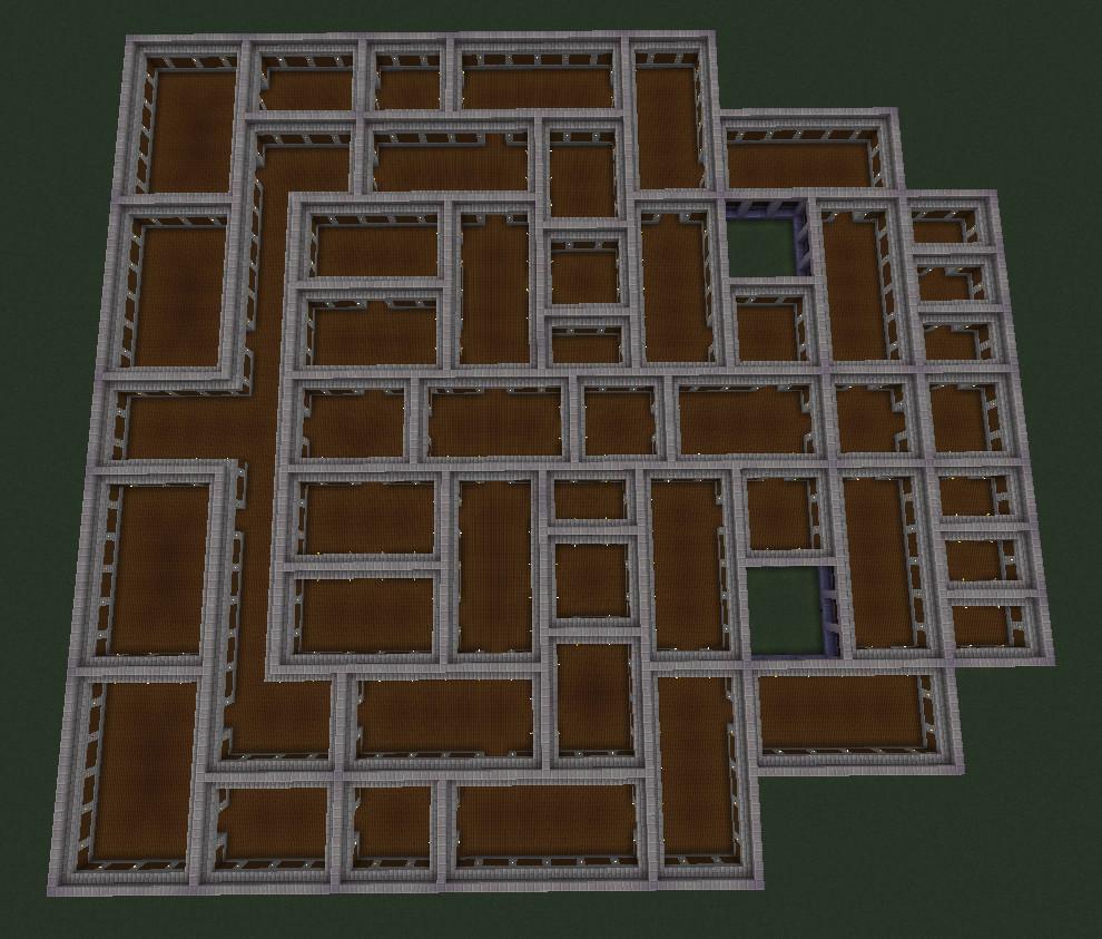 изображение для записи Ещё одна забавная постройка в Майнкрафт. Дом без окон без дверей