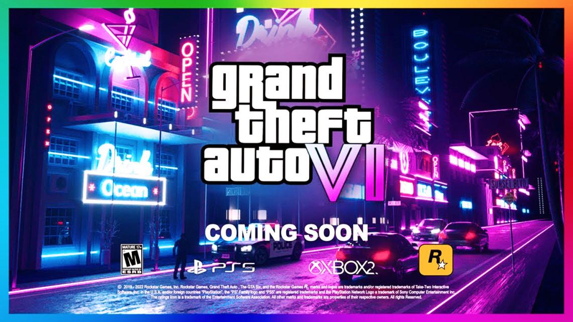 изображение для записи Дата выхода GTA 6 и новое крупное обновление игры GTA V на PS4 и Xbox One
