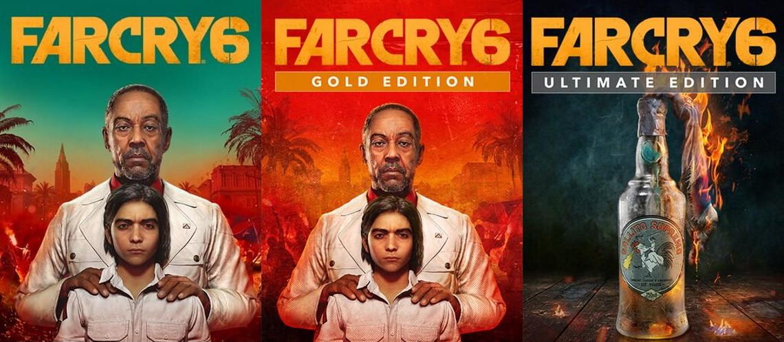 изображение для записи Far Cry 6 - представлена официальная дата выхода игры