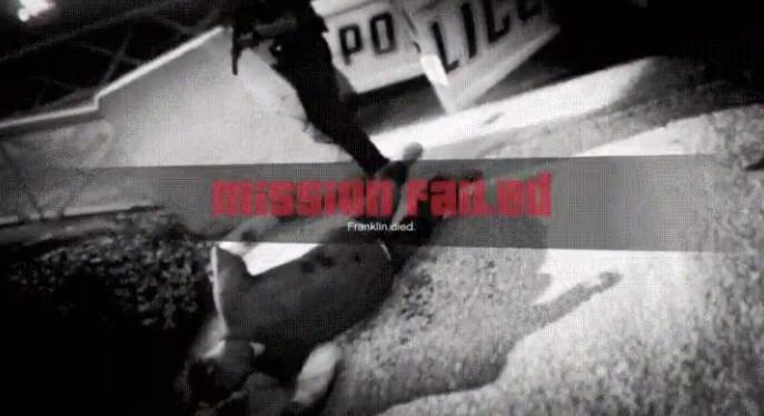 изображение для записи Копы в GTA 5 жестят по полной. Выстрел в голову, пролетели машиной по голове. Угарный момент